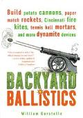 Backyard Ballistics Build Potato Cannons, Paper Match Rockets, Cincinnati Fire Kites, Tennis...