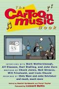Cartoon Music Book