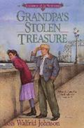 Grandpa's Stolen Treasure (Adventures of the Northwoods Series #7)