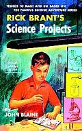 Rick Brant's Science Projects - John Blaine - Paperback