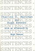 Sentences, Vol. 18 - Charles O. Hartman - Paperback - 1st pbk. ed