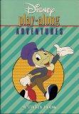Disney Play-Along Adventures Activity Book