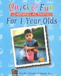 Quick & Fun Learning Activities for 1 Year-Olds