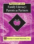 Family Literacy: Parents Partners