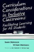 Curriculum Considerations...classrooms