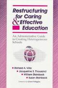 Restructuring F/caring+effective Educ.