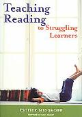 Teaching Reading to Struggling Learners