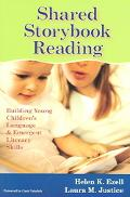 Shared Storybook Reading Building Young Children's Language & Emergent Literacy Skills