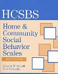 Home and Community Social Behavior Scales User's Guide