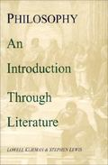Philosophy An Introduction Through Literature