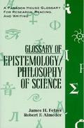 Glossary of Epistemology/Philosophy of Science