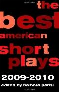 The Best American Short Plays 20092010 - Softcover