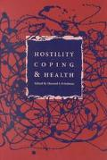 Hostility, Coping, and Health - Howard S. Friedman - Paperback - 1st ed