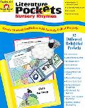Literature Pockets, Nursery Rhymes