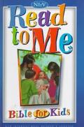 Nirv Read to Me Bible for Kids