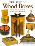 The Best of Wood Boxes - R. Adam Blake - Paperback
