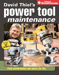 David Thiels Power Tool Maintenance Power Tool Maintenance