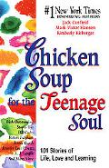Chicken Soup for the Teenage Soul 101 Stories of Life, Love, and Learning