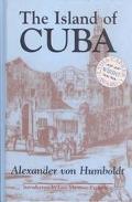 Island of Cuba A Political Essay