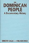 Dominican People A Documentary History