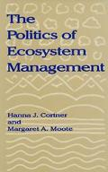 Politics of Ecosystem Management