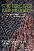 Kruger Experience Ecology and Management of Savanna Heterogeneity