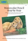 Watercolor Pencil Step by Step