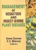 Management of Nematode and Insect-borne Plant Diseases
