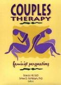 Couples Therapy Feminist Perspectives