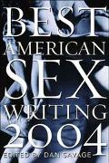 Best American Sex Writing 2004