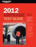 Airframe Test Guide 2012: The