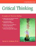 Critical Thinking Strategies for Decision Making