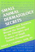 Small Animal Dermatology Secrets