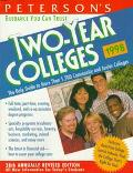 Peterson's Guide to Two-Year Colleges, 1998: The Only Guide to More than 1,500 Community & J...