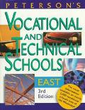 Peterson's Vocational and Technical Schools East 1998
