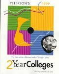 Peterson's Two-Year Colleges: The Only Guide to More than 1500 Community and Junior Colleges - Peterson's - Paperback - 29TH