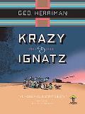 Krazy and Ignatz 1943-1944: He Nods in Quiescent Siesta