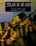 Treasure Island - Robert Louis Stevenson - Hardcover