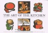Art of the Kitchen-a Postcard Book: Thirty Original Woodcuts to Savor and Share