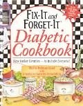 Fix-it And Forget-it Diabetic Cookbook Slow Cooker Favorites -- To Include Everyone!