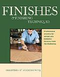 Finishes and Finishing Techniques Professional Secrets for Simple and Beautiful Finishes in ...