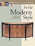 In the Modern Style Building Furniture Inspired by the 20Th-Century Tradition