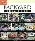 Backyard Idea Book
