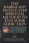 Kabbalah's Twelve Step Spiritual Method to End Your Addiction A New Proven Approach to Cure ...