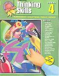 Master Thinking Skills Skillbook Grade 4