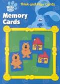Blue's Clues Memory Cards (Think and Play Cards)