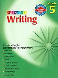 Spectrum Writing Grade 5