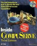 Inside CompuServe; With CD-Rom - Richard J. Wagner