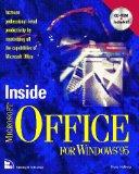 Inside Microsoft Office for Windows 95