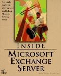 Inside Microsoft Exchange Server - Bruce A. Hallberg - Paperback